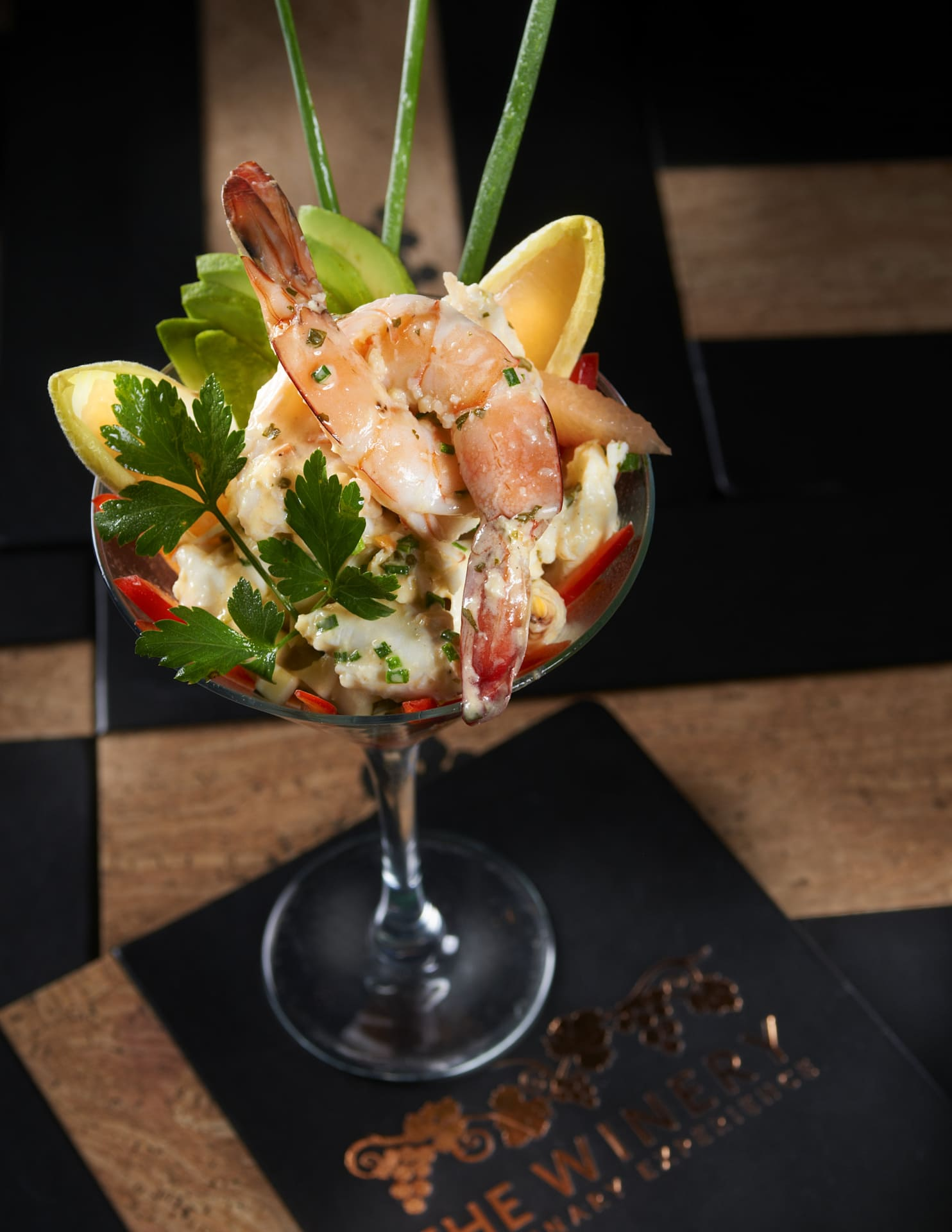Chilled Jumbo Shrimp Cocktail