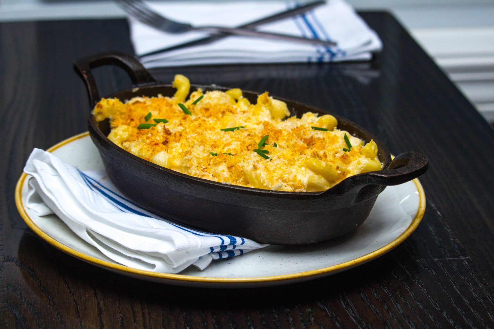 Smoked Gouda Mac