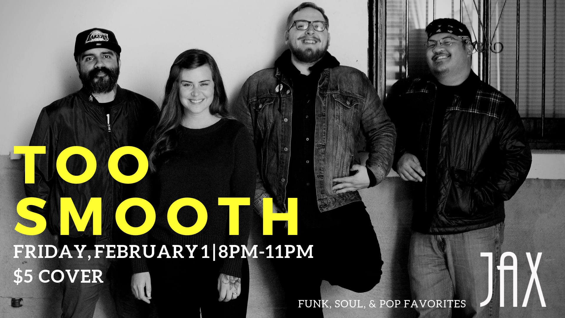 February 1 | TOO SMOOTH