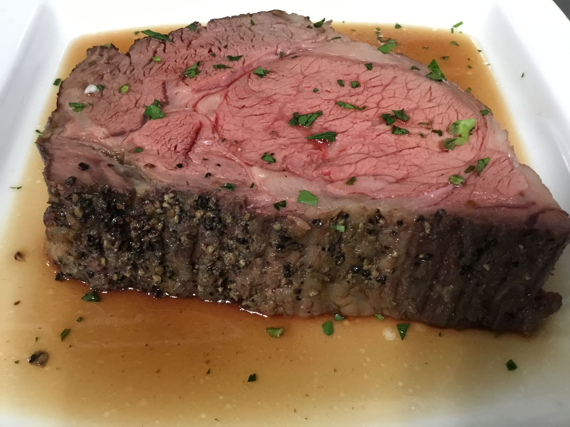 Roasted Prime Rib of Beef