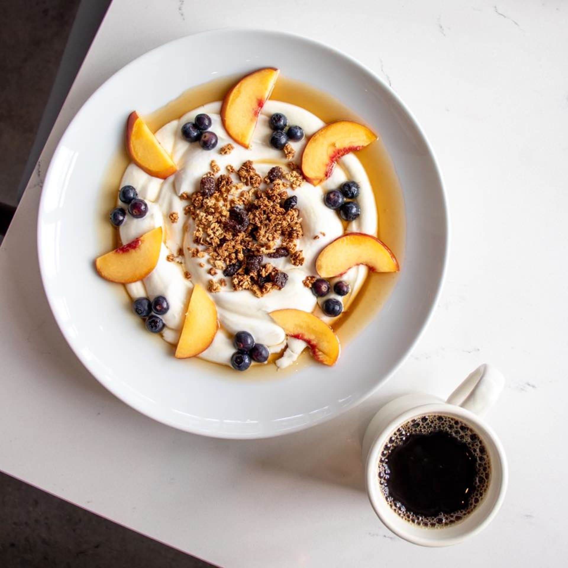 Granola Yogurt Bowl