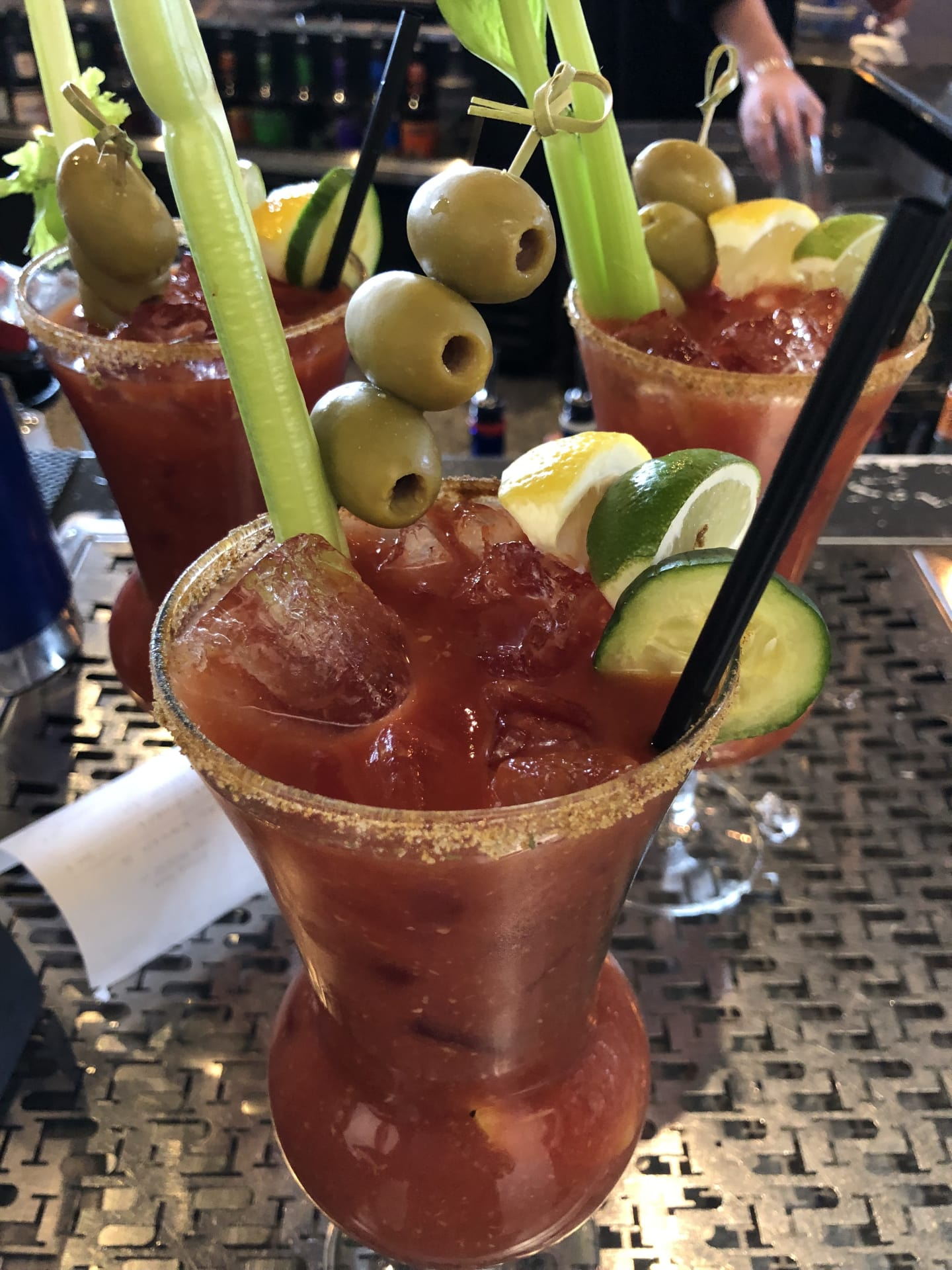 Station Eight Bloody Mary