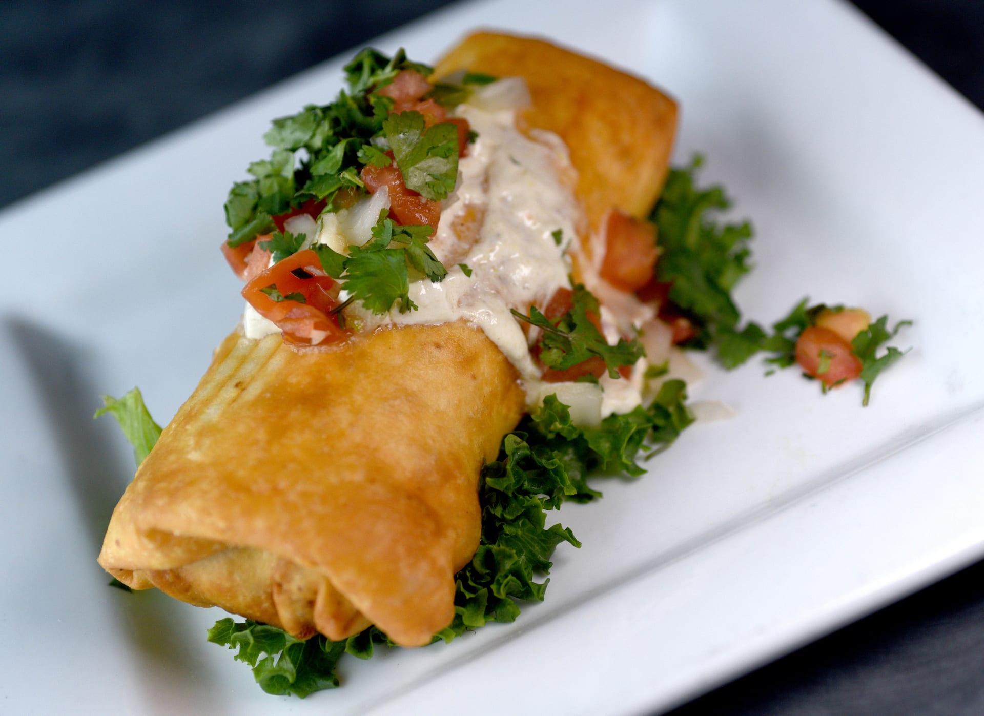 Fried Chimi Changa