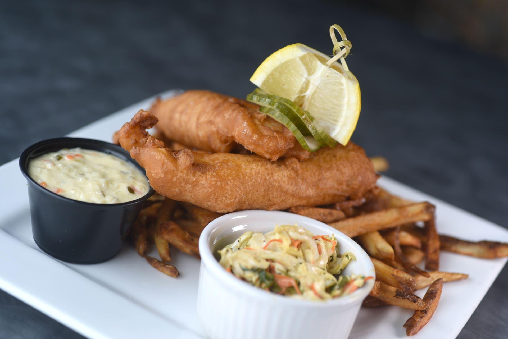 Fish - n - Chips