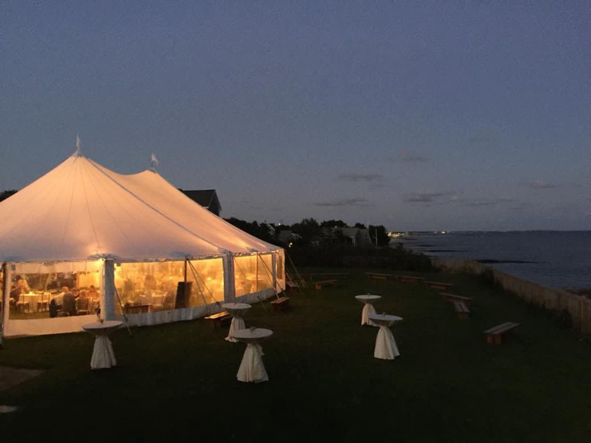 Wedding Pavilion & Roof Top Bar