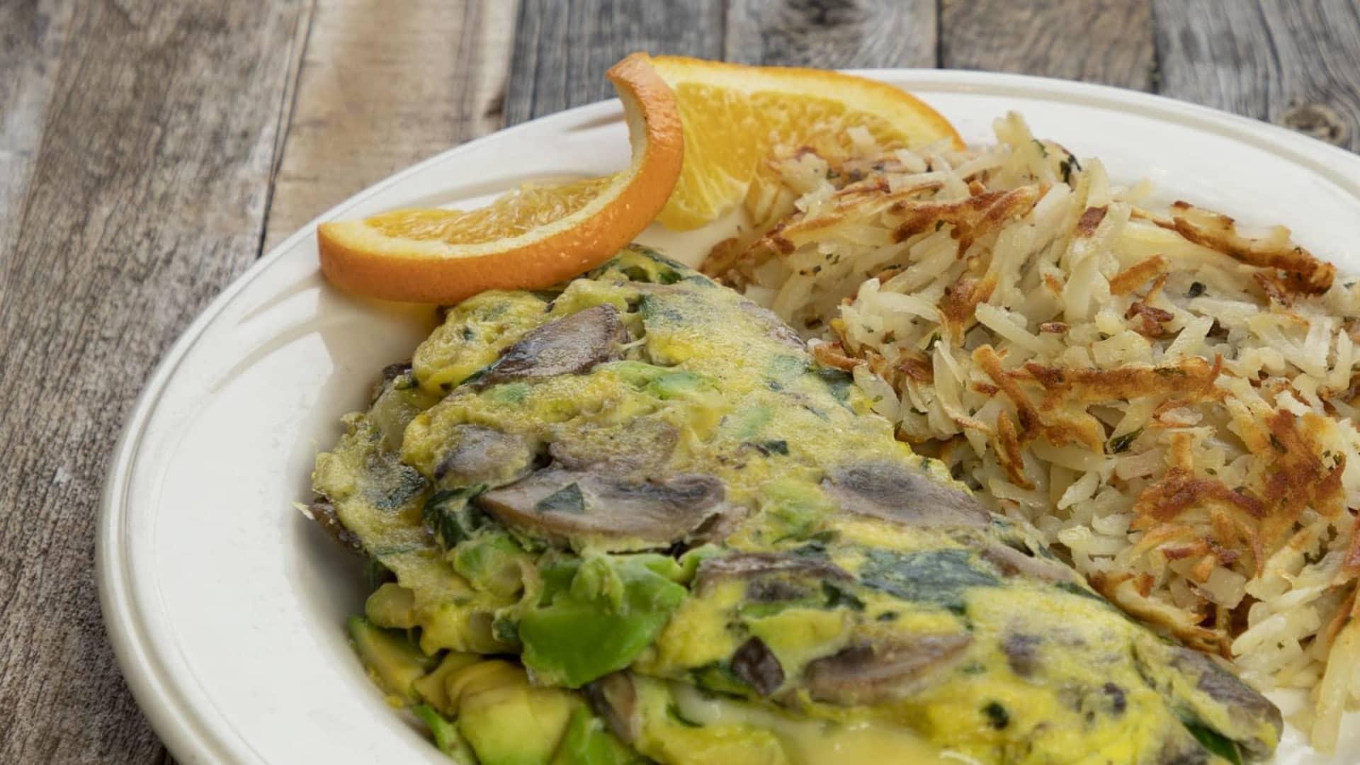 Napa Omelette