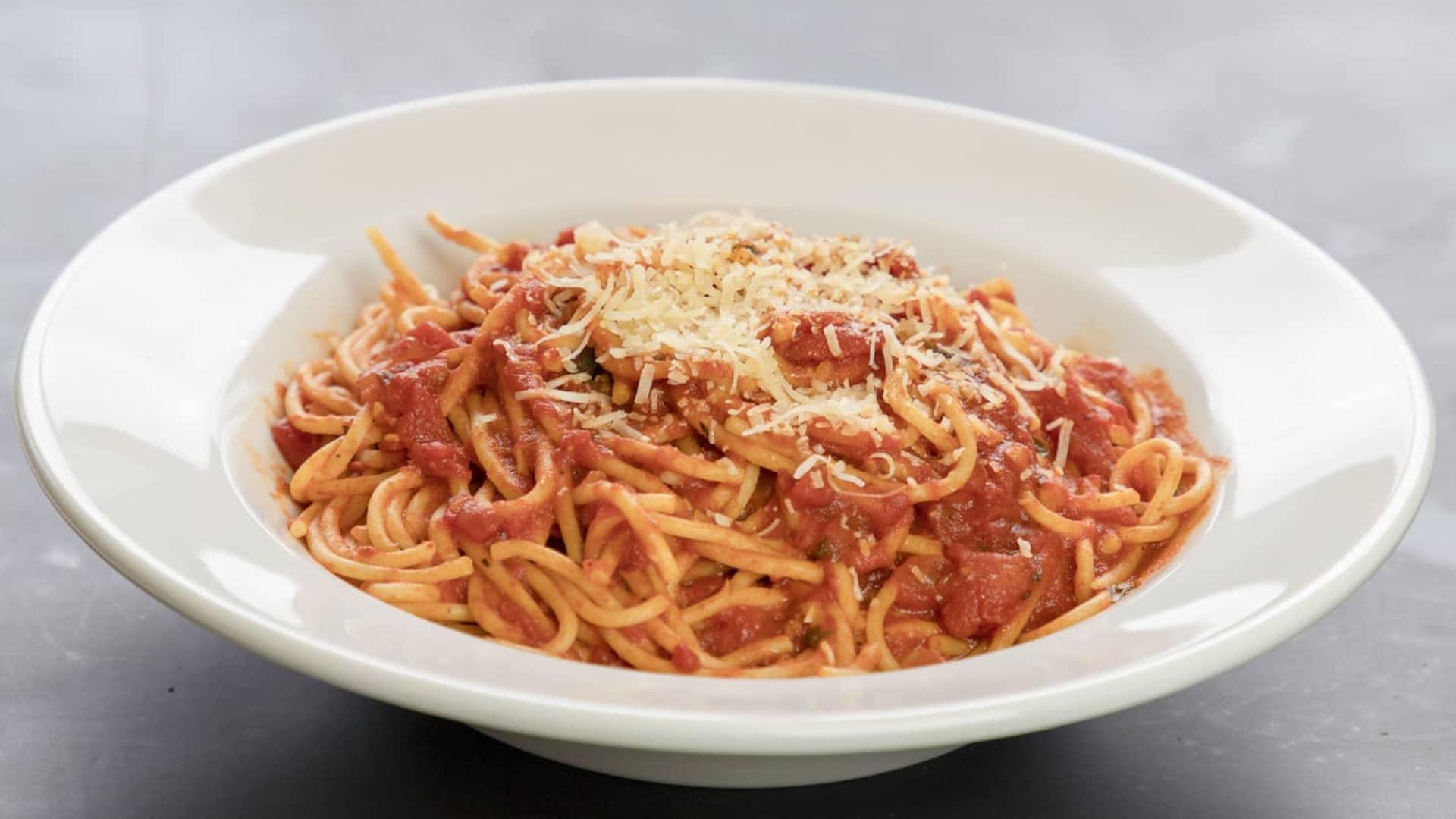 Spaghetti-An All American Classic