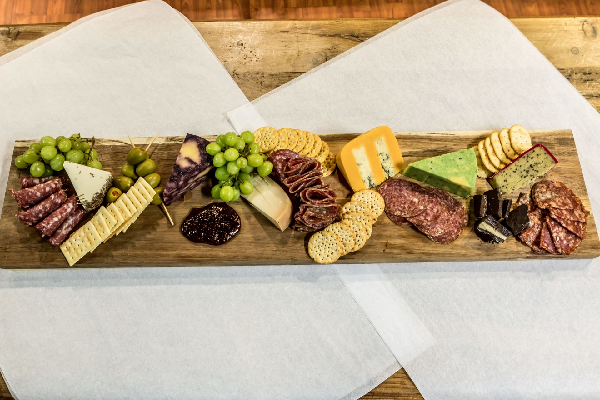 MAGNUM CHEESE AND CHARCUTERIE PLATTER
