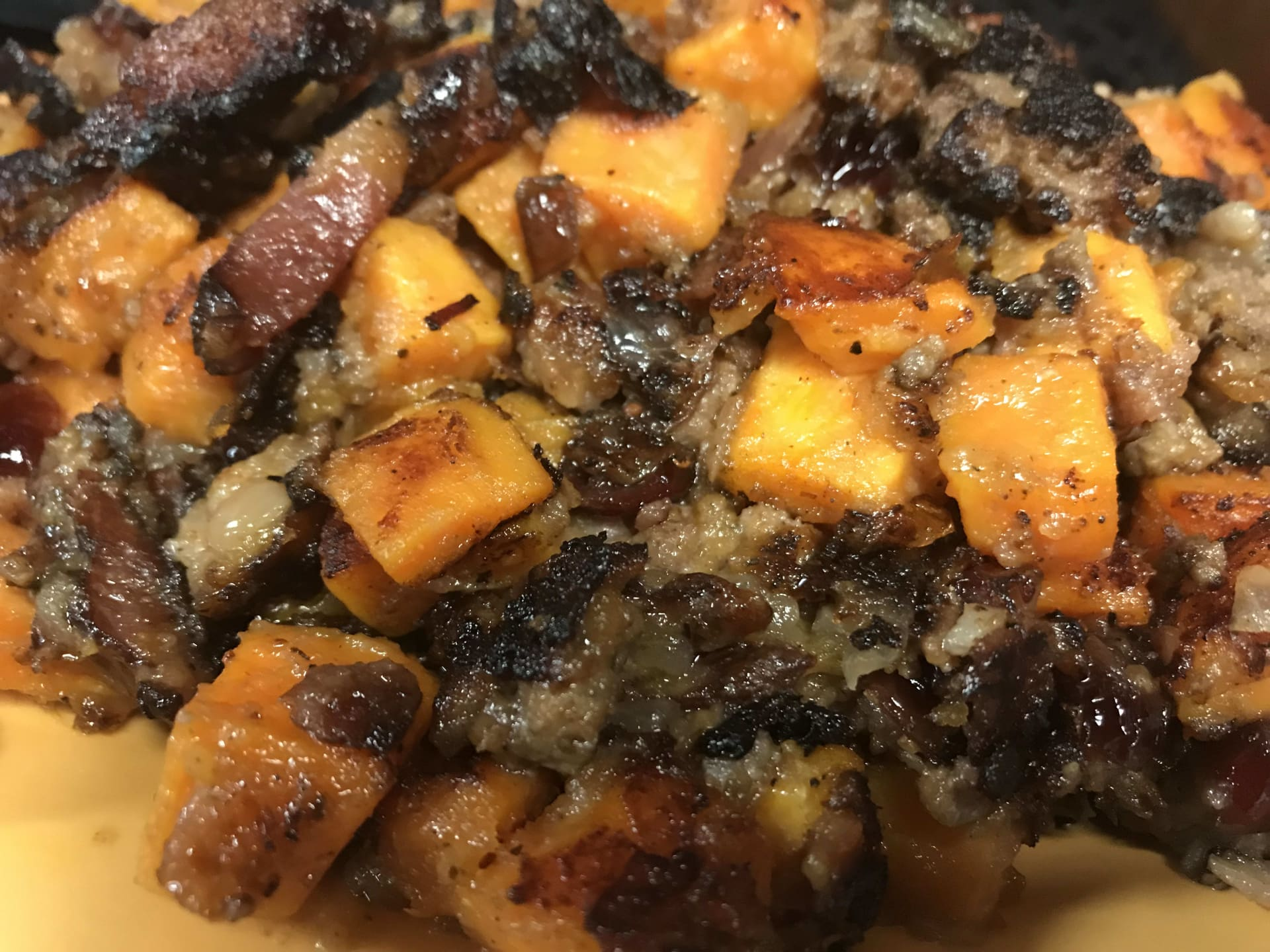 Side of Dave's Homemade Sweet Potato Hash