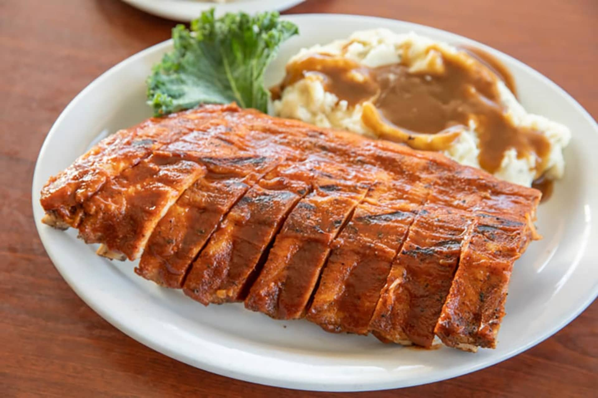 Monday All-You-Can-Eat-Ribs