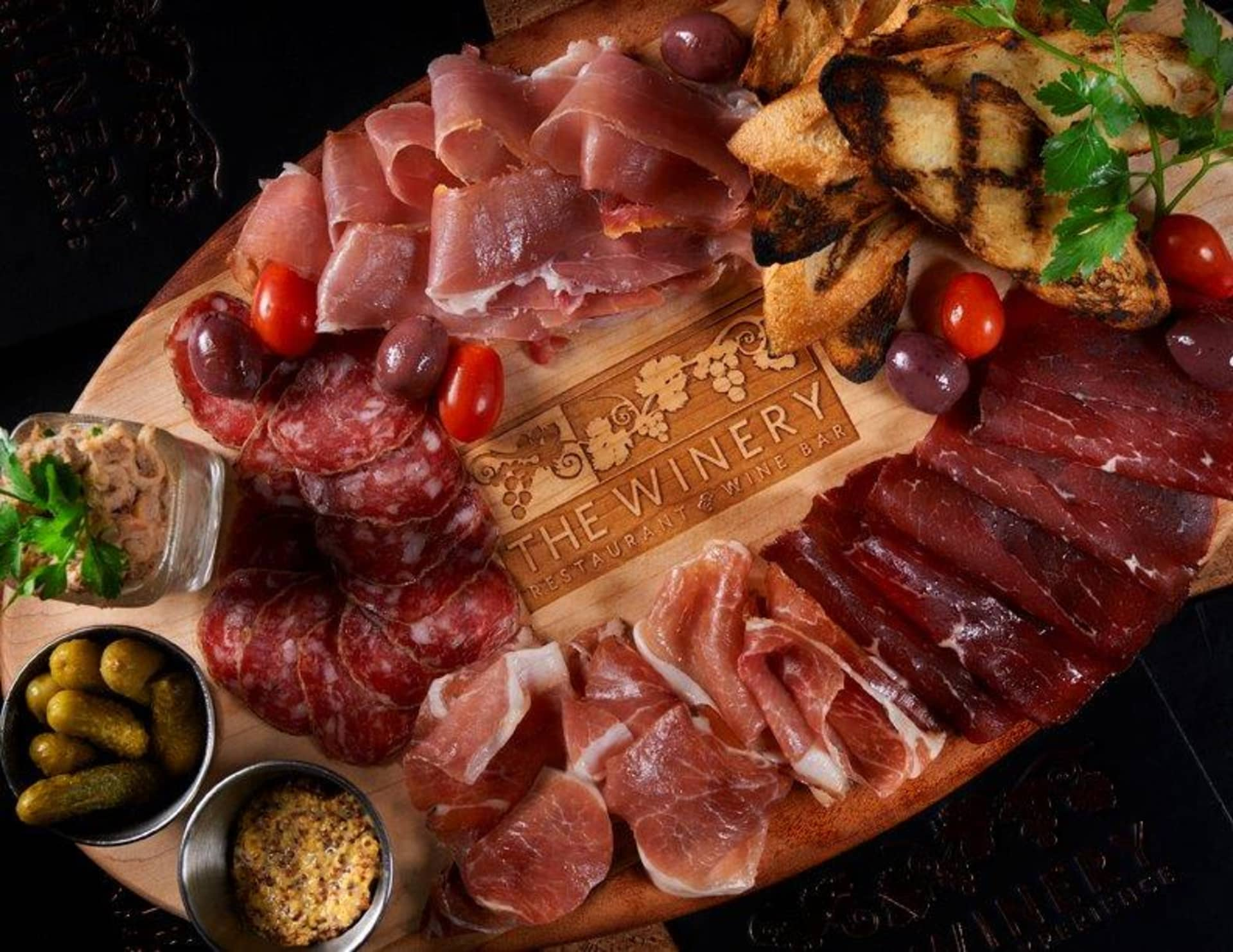 Charcuterie & Artisanal Cheese Board