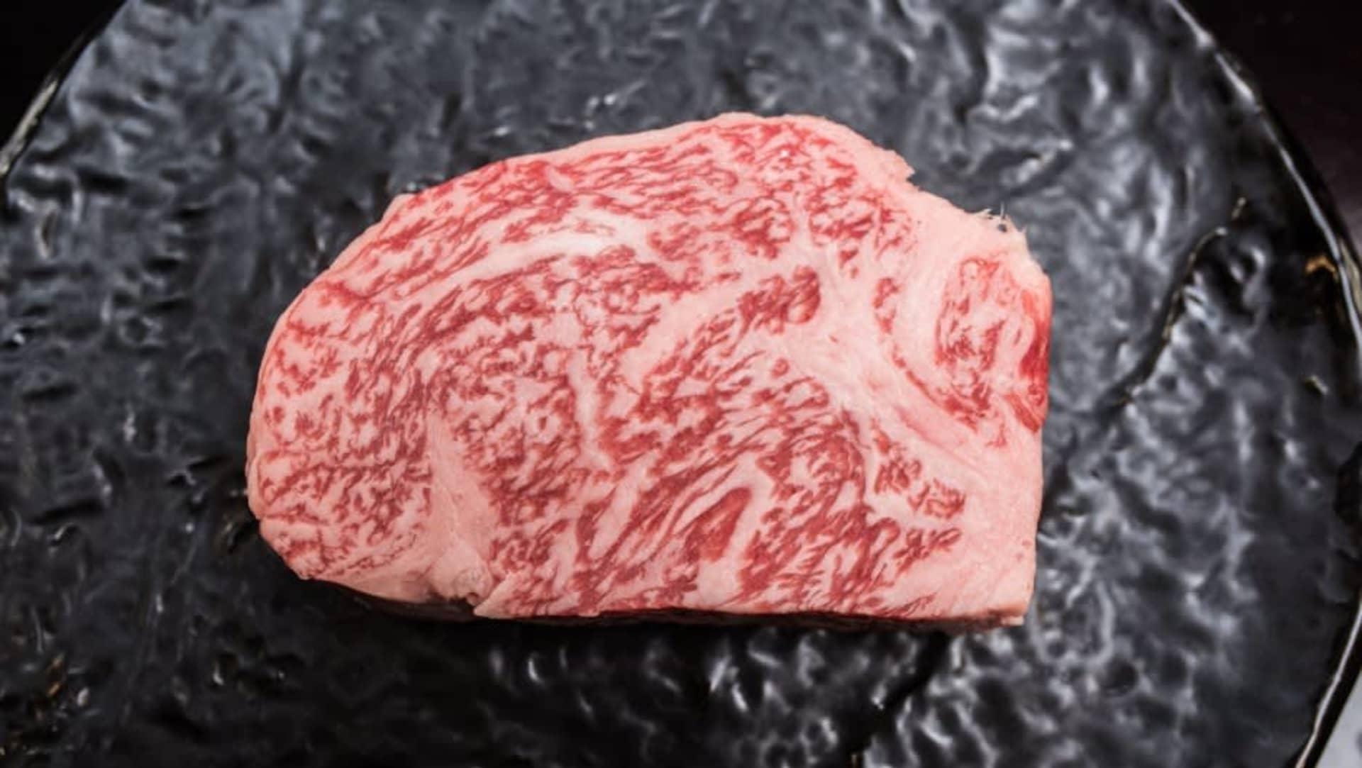 "Japanese A5 Wagyu ""Steak-Frites"" Style"
