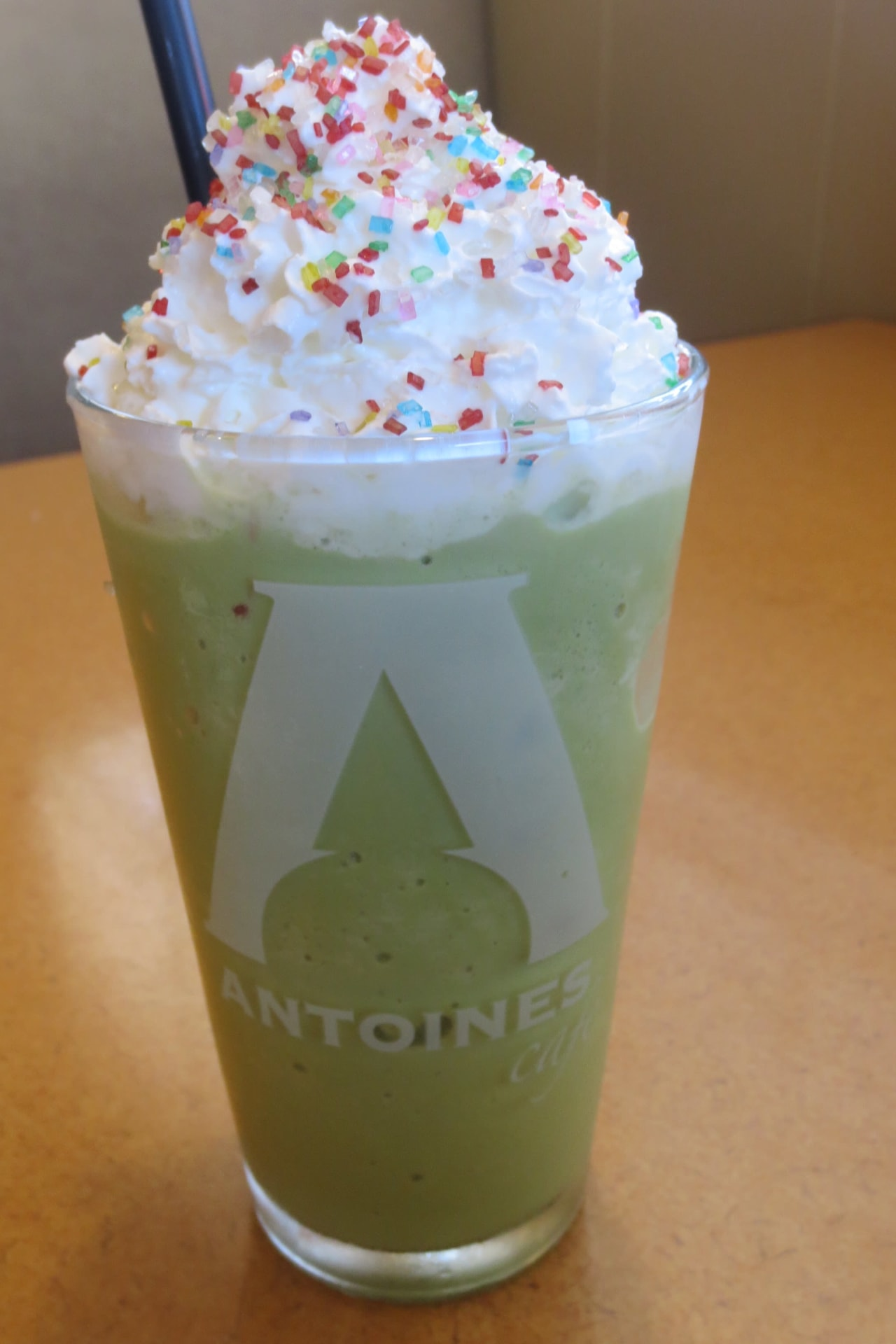 Blended Matcha Green Tea