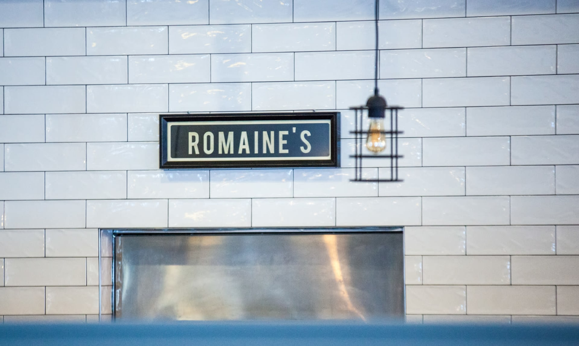 Welcome to Romaine's