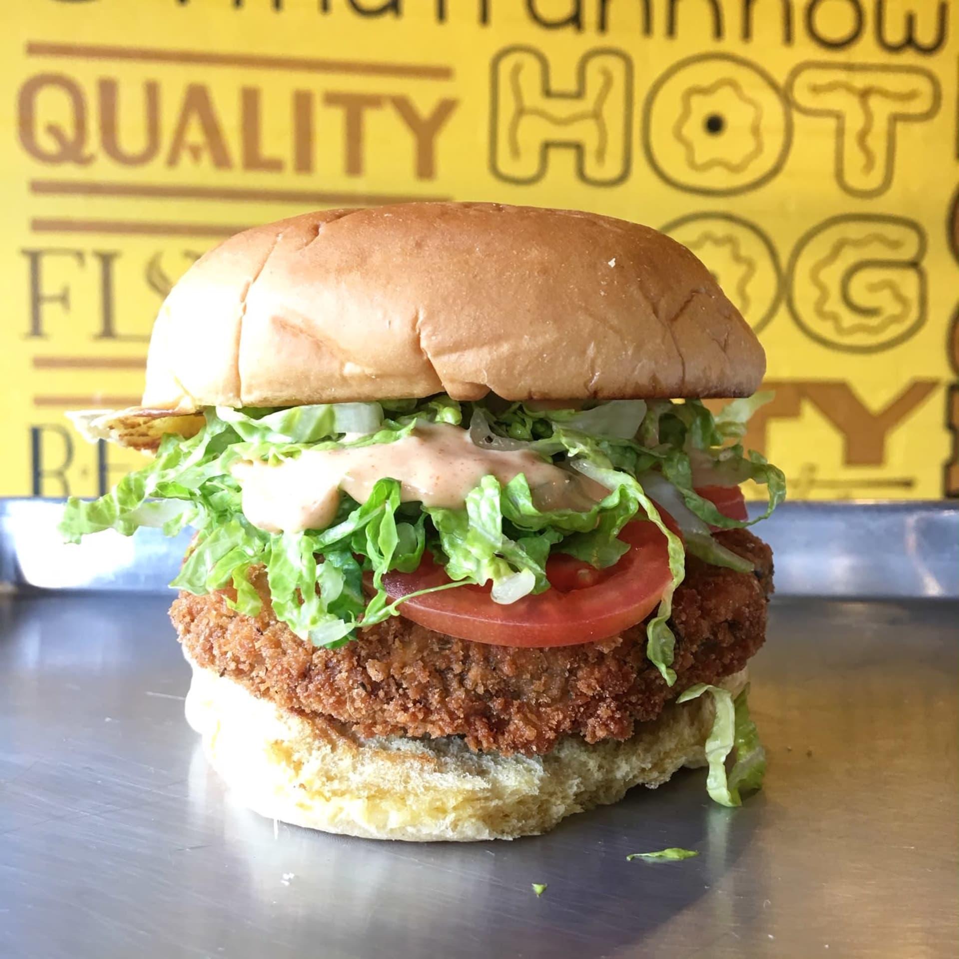 Veg-n-Out Burger