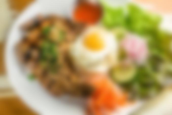 Com • Rice Plate