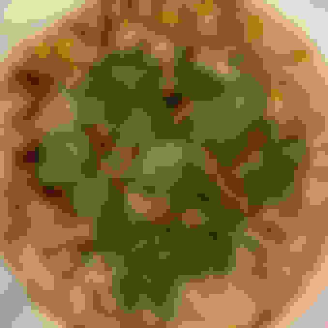 Roast Duck Pizza
