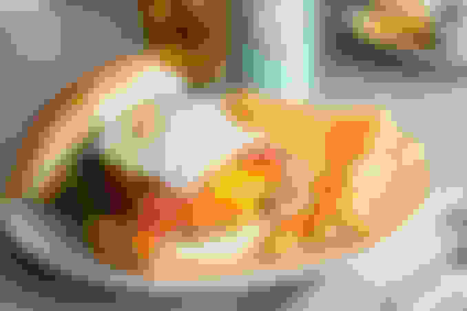 The Breakfast Burger