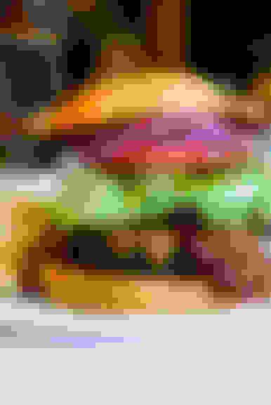10oz Lodge Burger