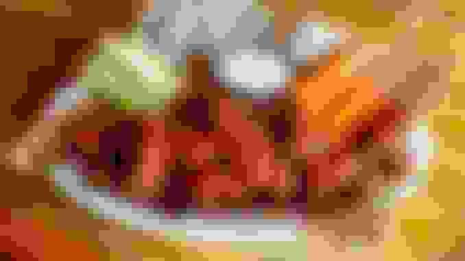 Bone-In, Boneless, or Soy Protein Bites