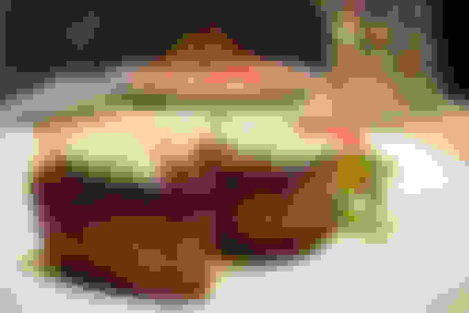 Porcini Crusted Filet Mignon