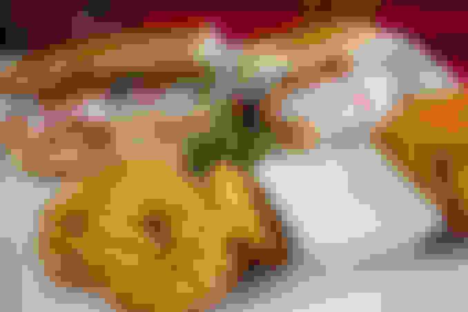 Meatball or sausage - with mozzarella