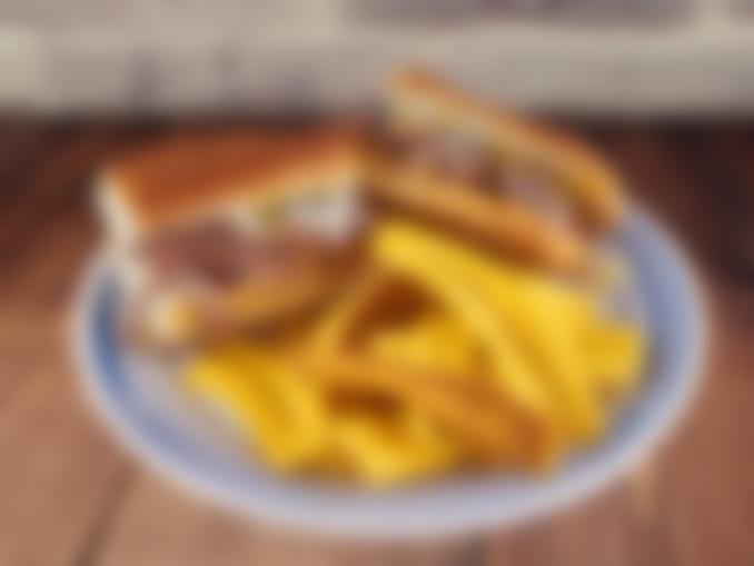 Lechon Sandwich