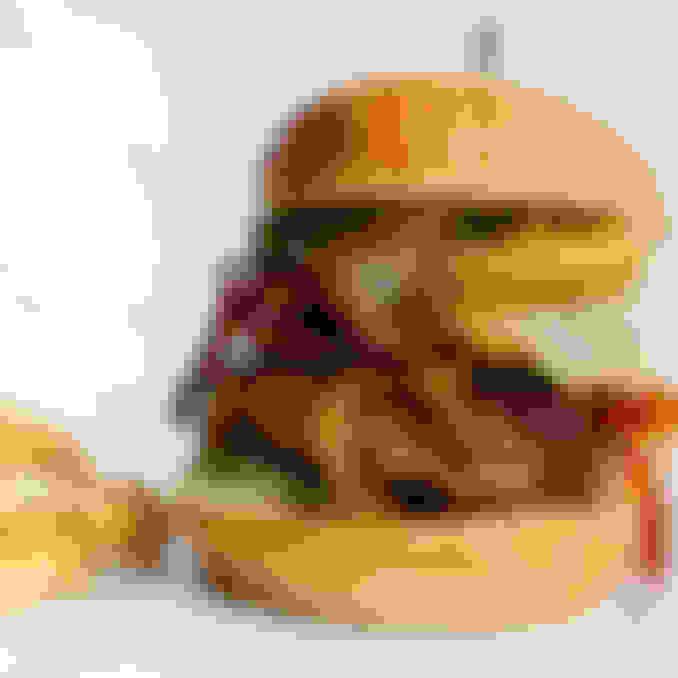 Jalapeño Bacon Cheese Burger