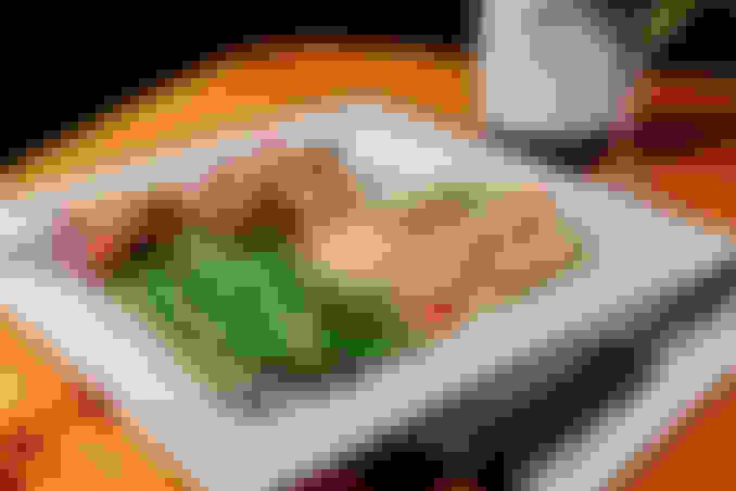Grilled Chicken Kabob