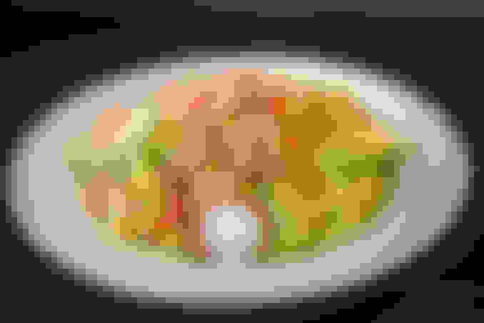Rotisserie Chicken Bowl