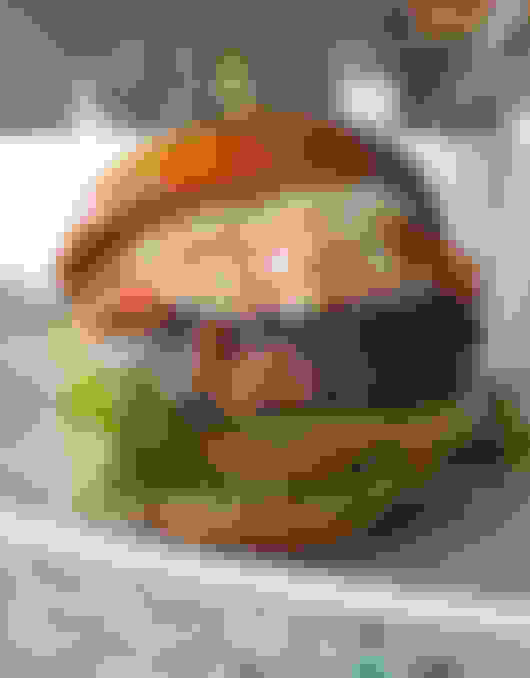 Surf & Turf Burger*