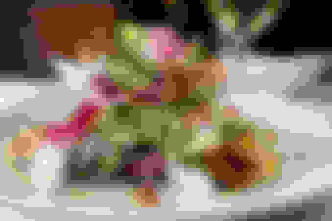 Baby Belgian Endive & Lacinato Kale