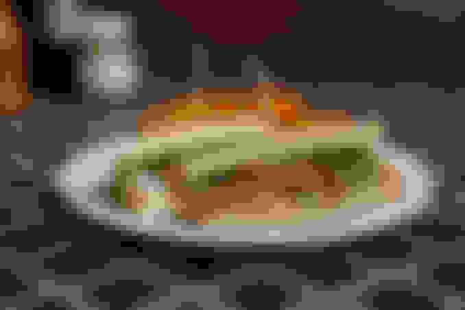 Grilled Shrimp BLT