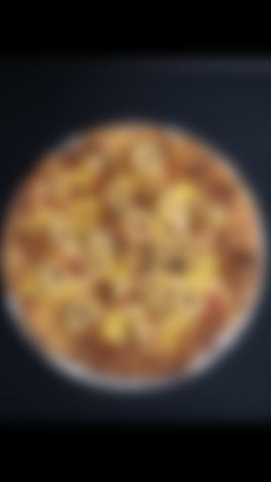 Calamari Pizza
