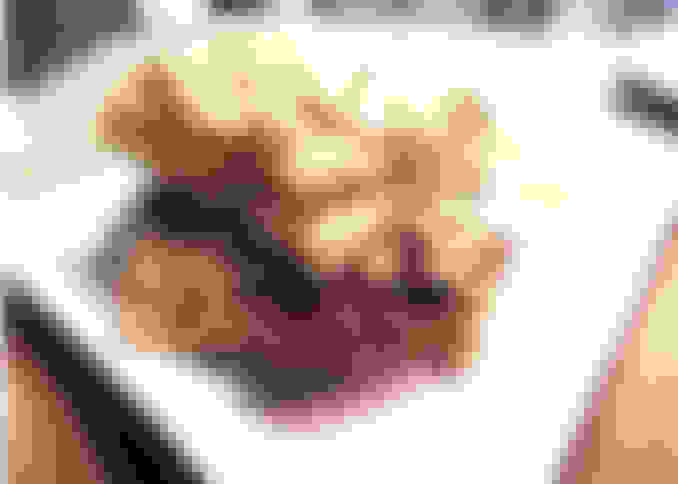 chicken-fried chicken