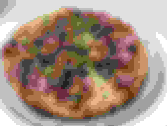 Manhattan Works pizza