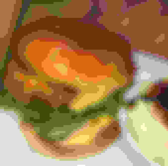 O'C's Crispy Chicken Sandwich