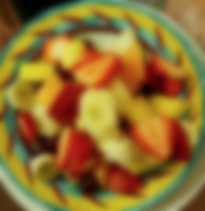 Fresh Fruit (in Season)