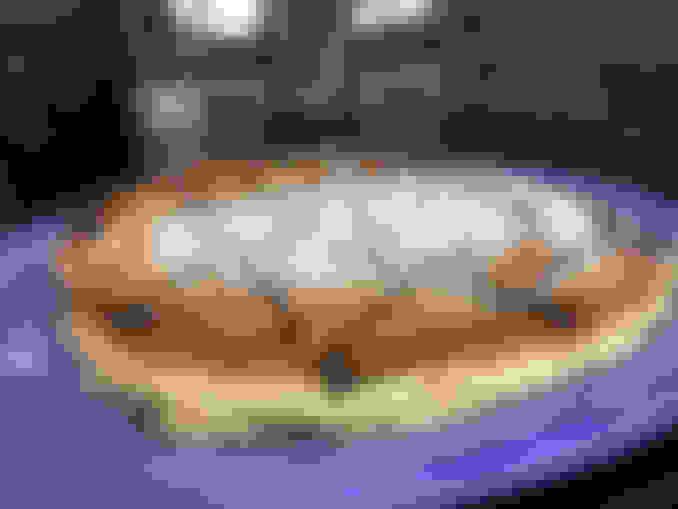 Single Chocolate Chip or Blueberry Pancake
