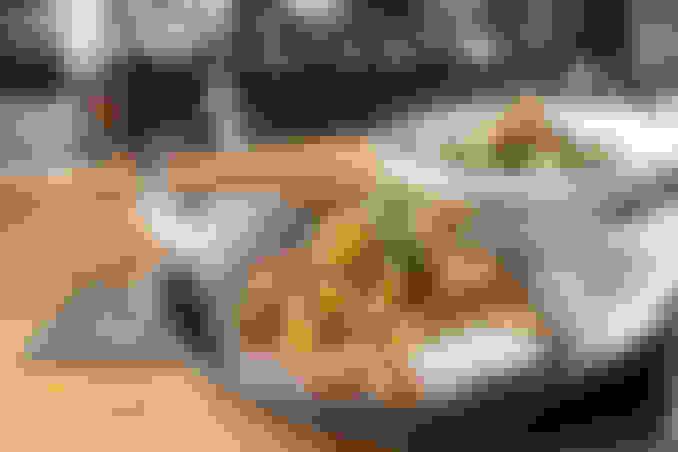 Crisp Tempura Veggies
