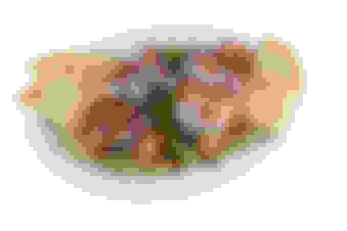 Pork Shish Kabob