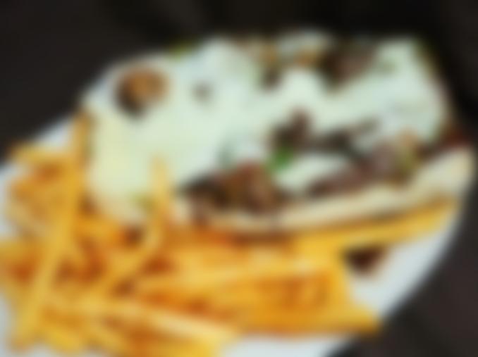 Philly Cheese Steak* Sandwich