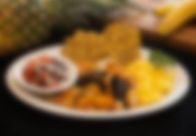Paella & Eggs