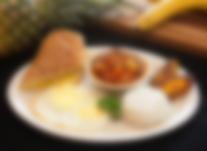 Picadillo & Eggs