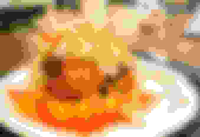 Jersey Style Chicken Savoy & Waffle