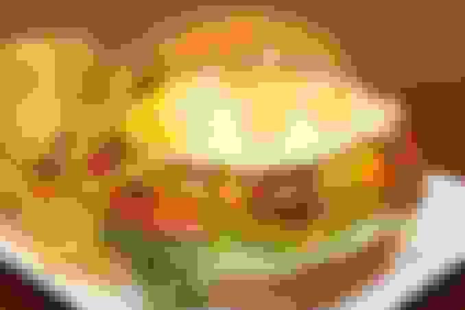 Rise-N-Grind Burger