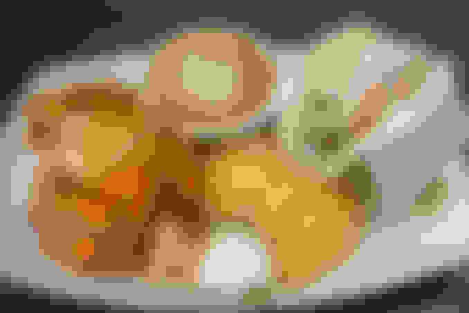 6. Taco and Chile Relleno