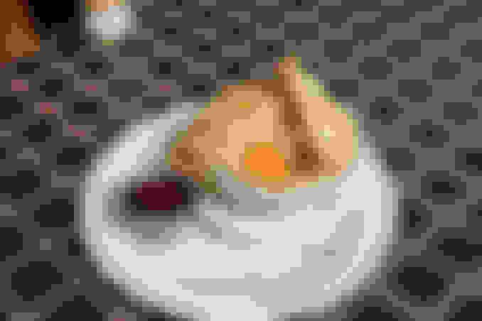 Conductor's Special - Chicken Pot Pie