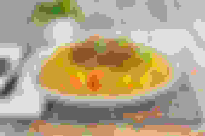 Basil Spaghetti
