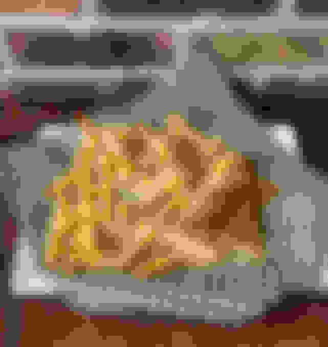 Garlic Parmesan Pomme Frites